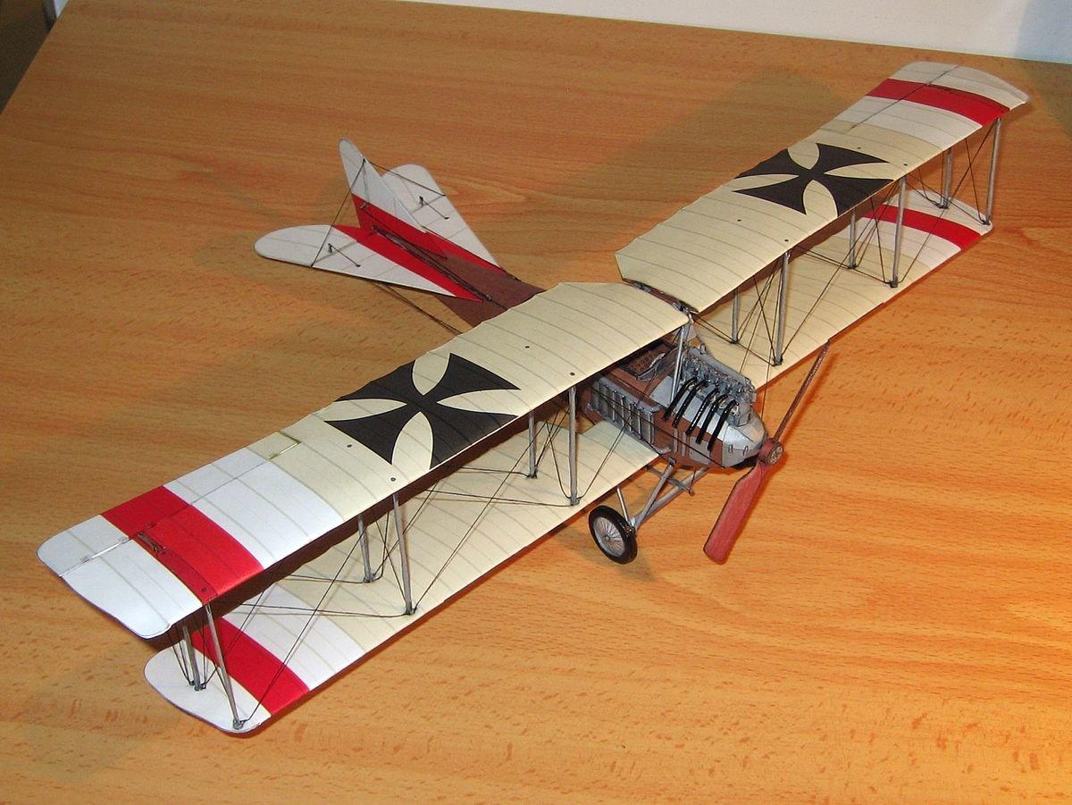 Как сделать модель самолета из бумаги и картона