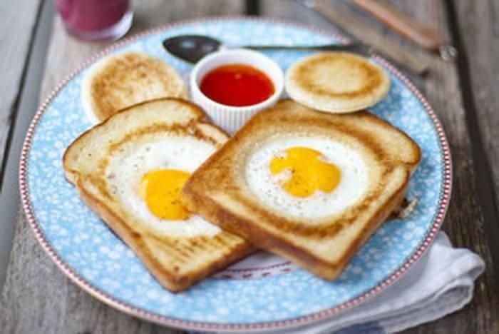 Завтрак быстро рецепт с фото