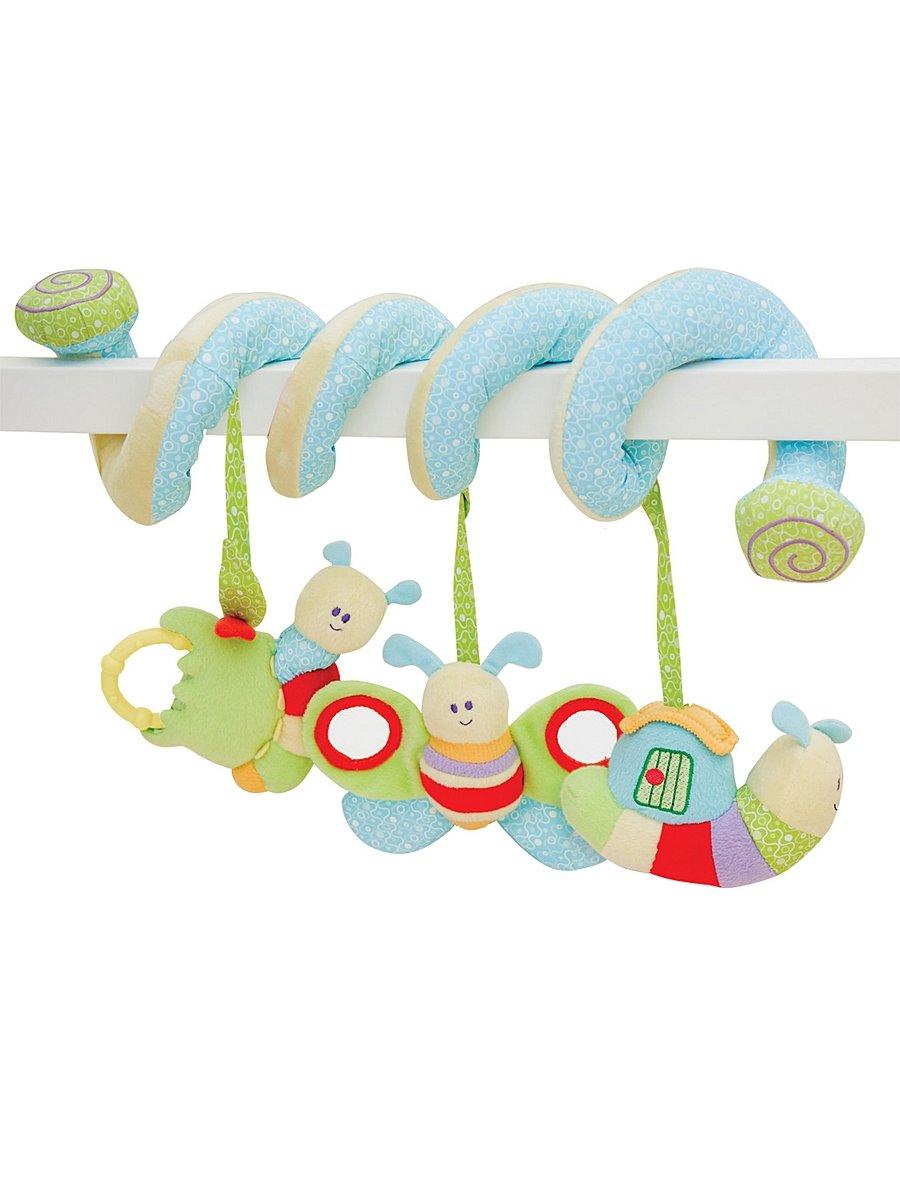 Игрушки для кроватки новорожденного