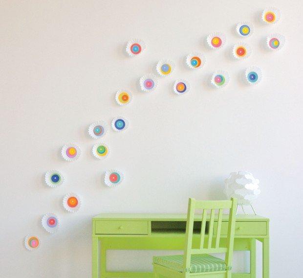 Идеи для украшения детских комнат своими руками 2