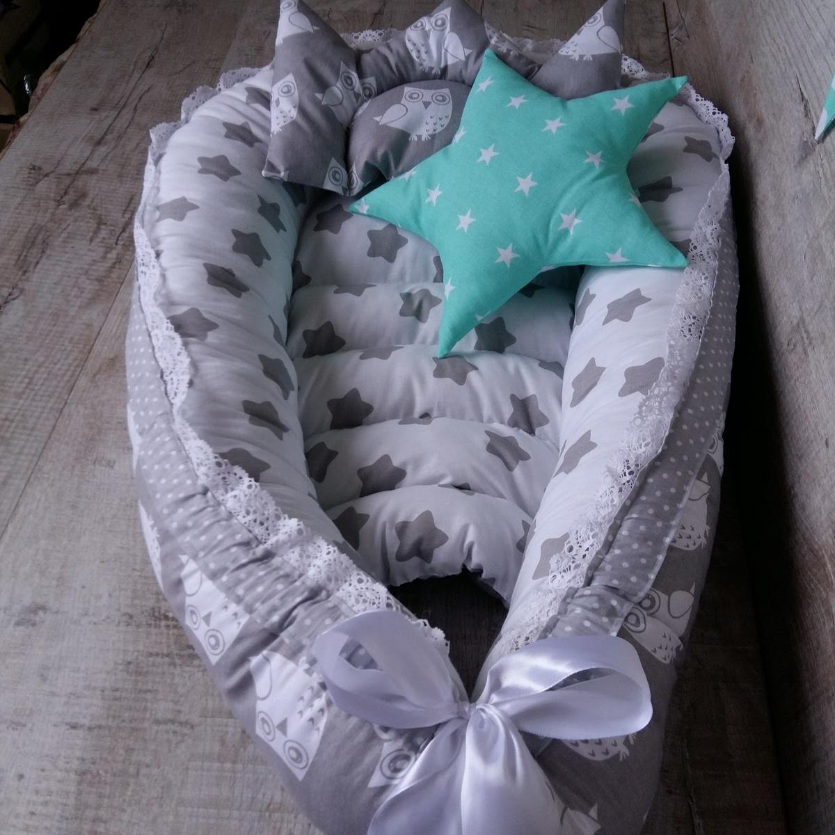Как сделать гнездышко своими руками для ребенка