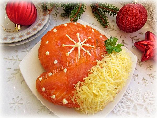 Салат варежки рецепт с