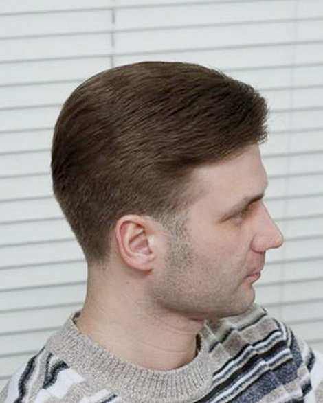 Фото стрижек сзади для мужчин
