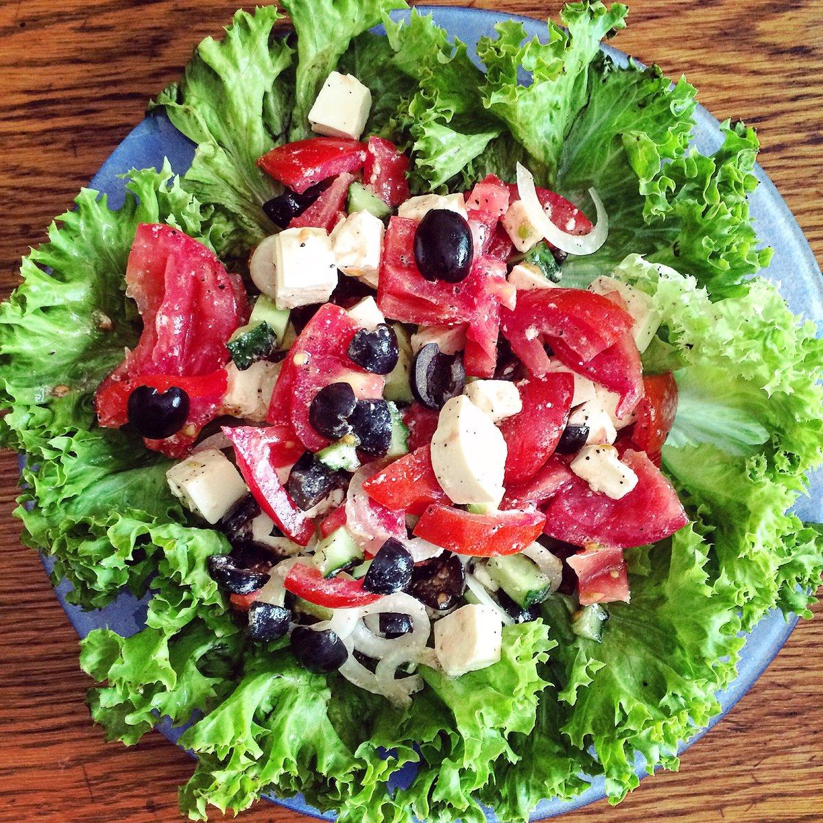 Салат греческий рецепты с фото пошагово