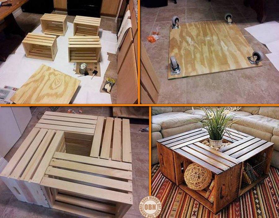 Изделия из дерева для новичков