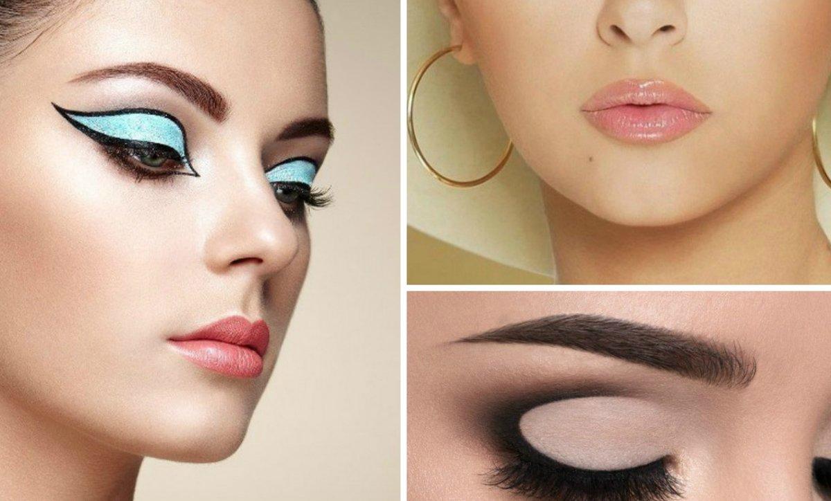 Вечерний макияж и как это сделать 660