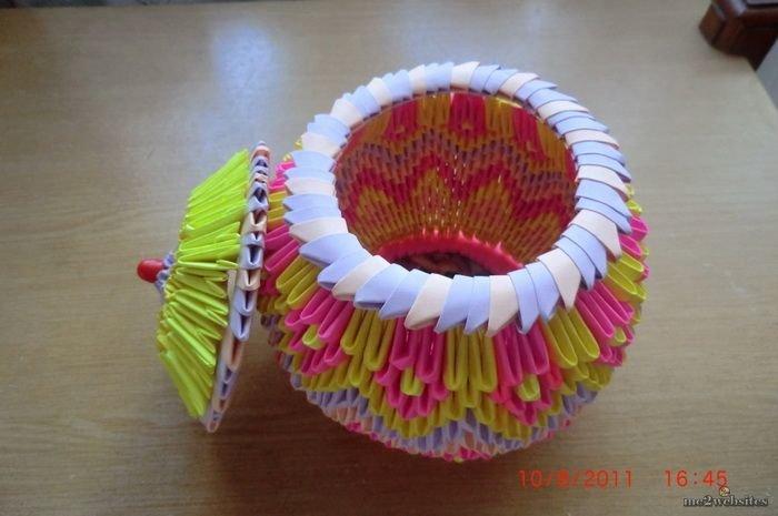 Страна мастеров модульное оригами своими руками