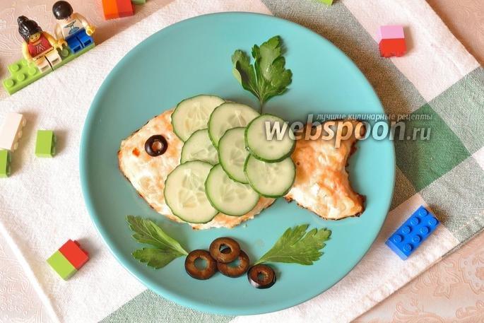 Рецепты из рыбы для детей от 1.5