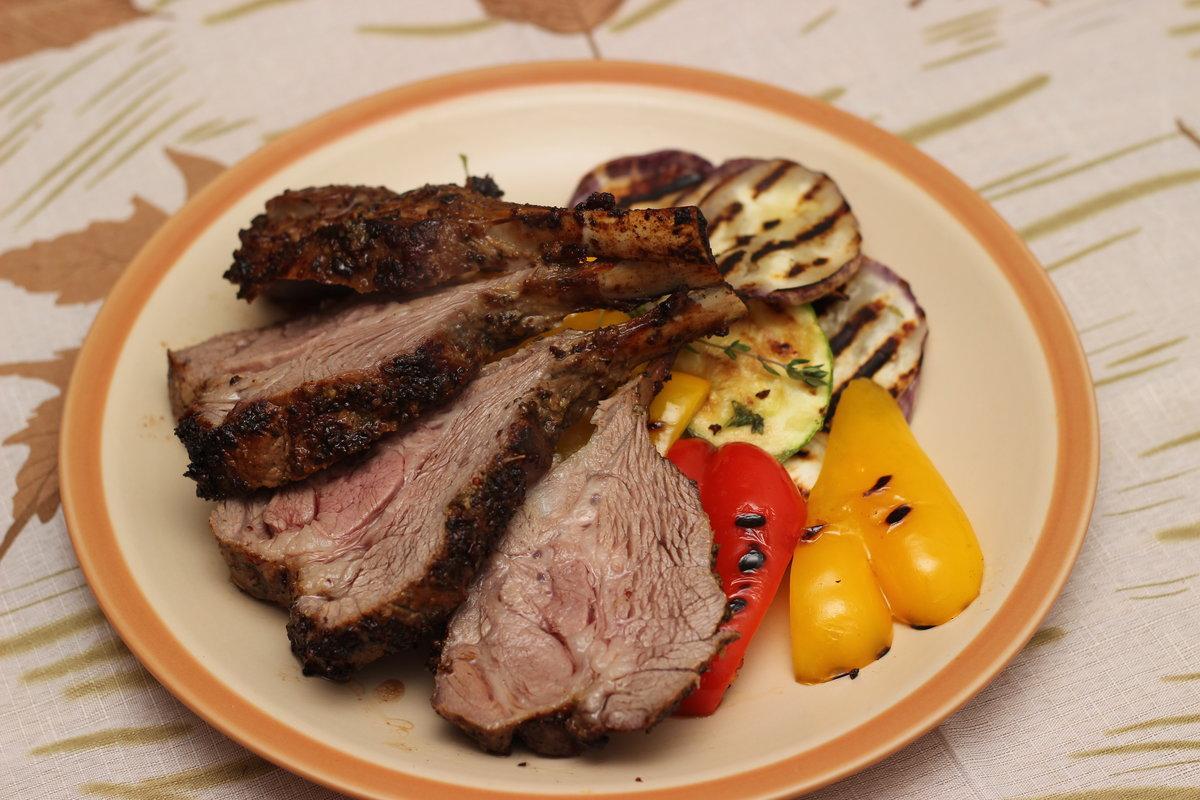 Мясо в духовке рецепт из свинины простой рецепт
