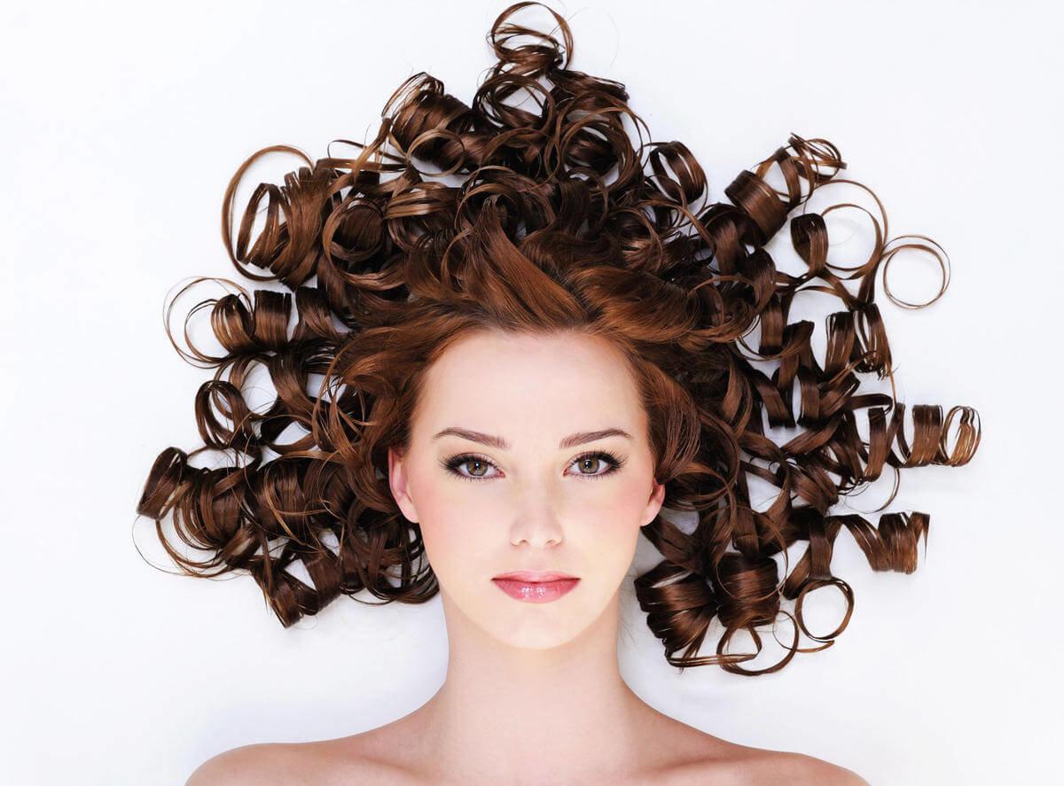 Характерные черты химической завивки волос