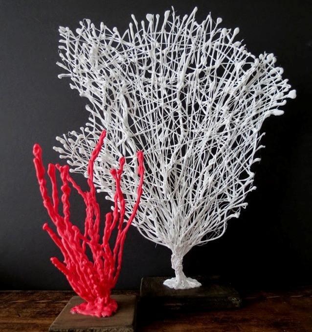 Цветы из органзы своими руками на резинке