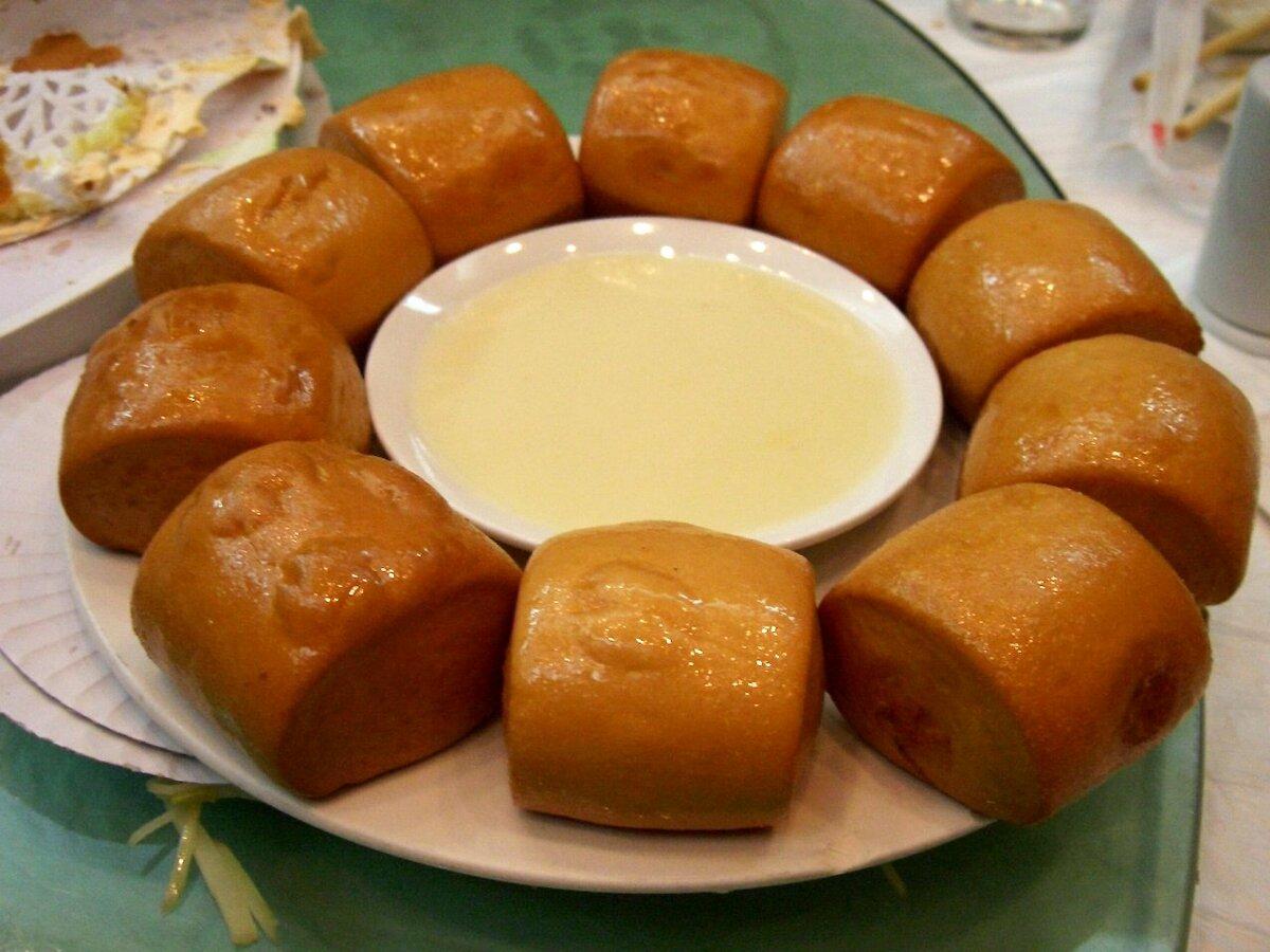 Китайские булочки на пару рецепты с фото