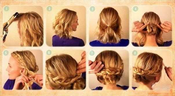 прически для женщин с длинными волосами на каждый день