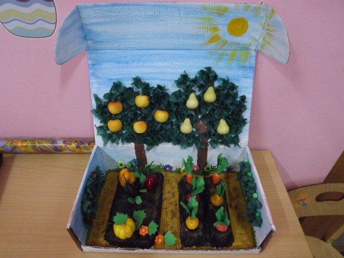 Макеты по экологии в детском саду своими руками 31