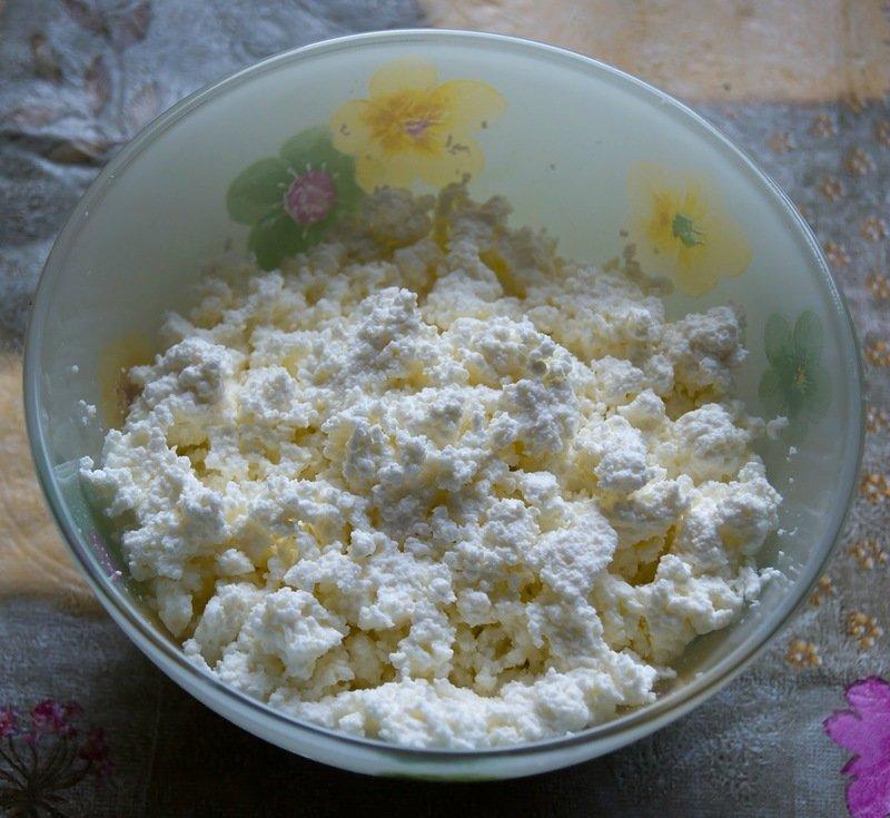 Рецепт творога в домашних условиях уксус