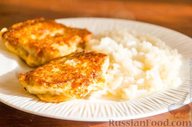 Рыбное филе в сырном кляре рецепт с пошагово