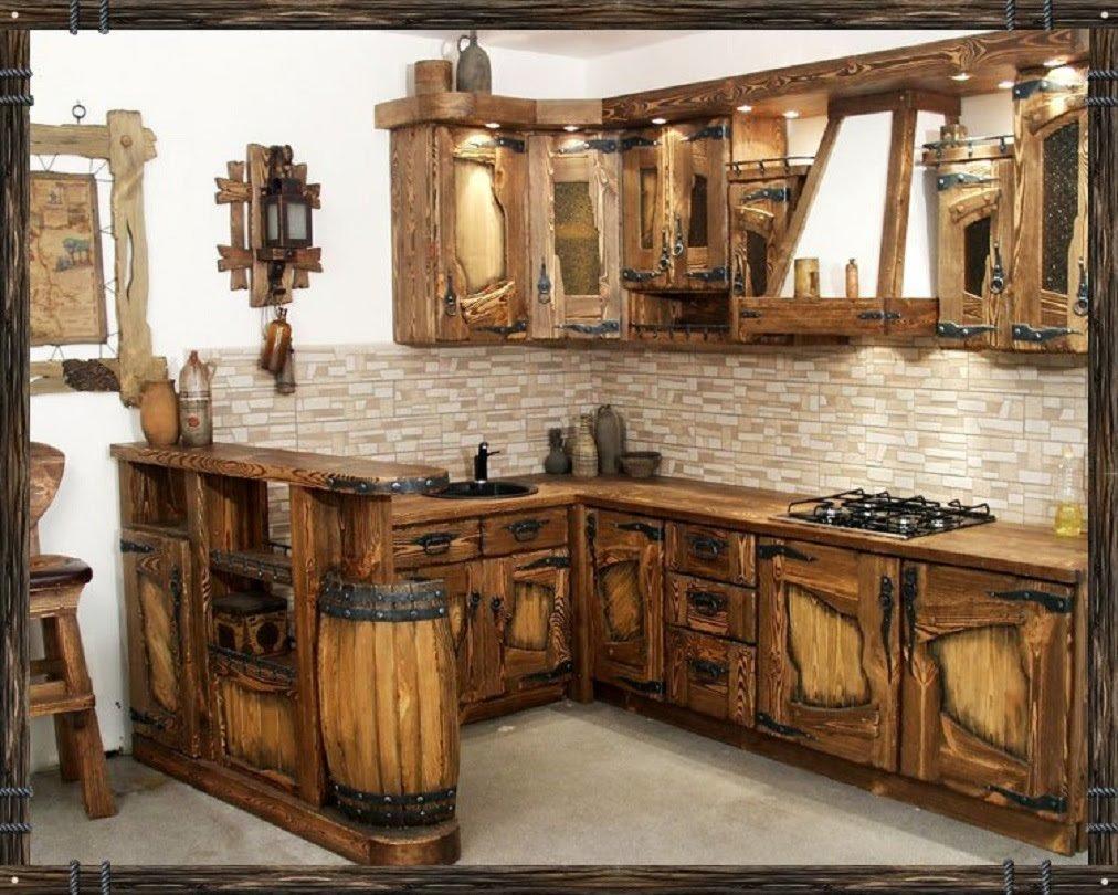 Мебель для дома из дерева своими руками 956