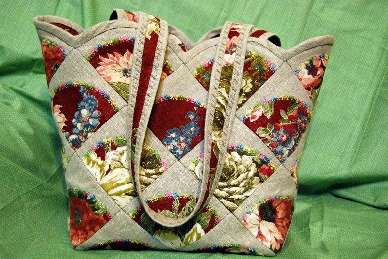 Пошив текстильных сумок своими руками 25