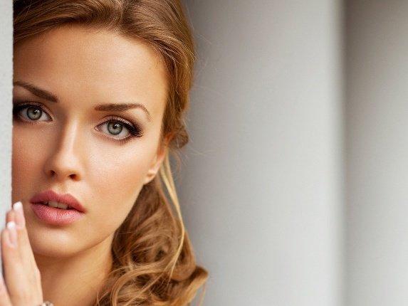 фотографии красивых женских лиц