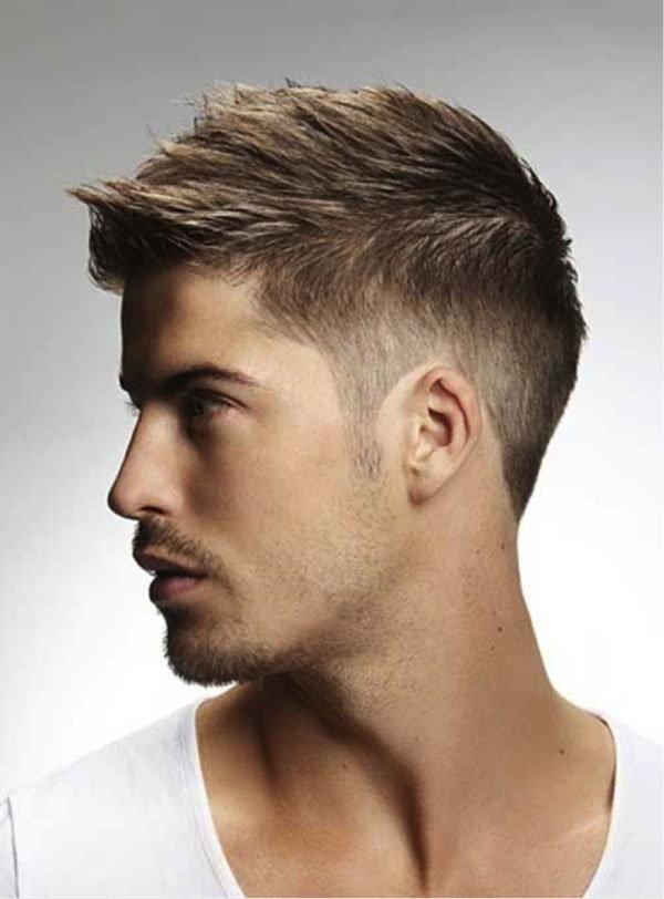 Фото прически на средние волосы для мужчин
