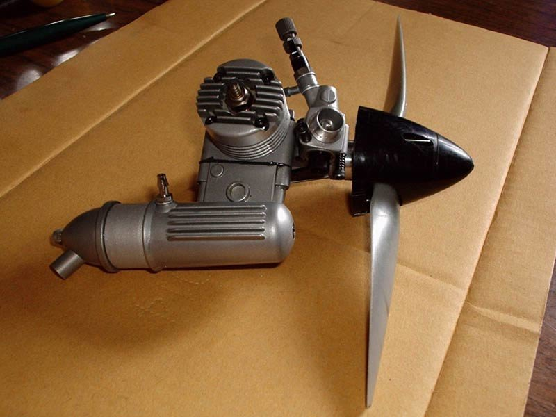 Мотор модели своими руками 535
