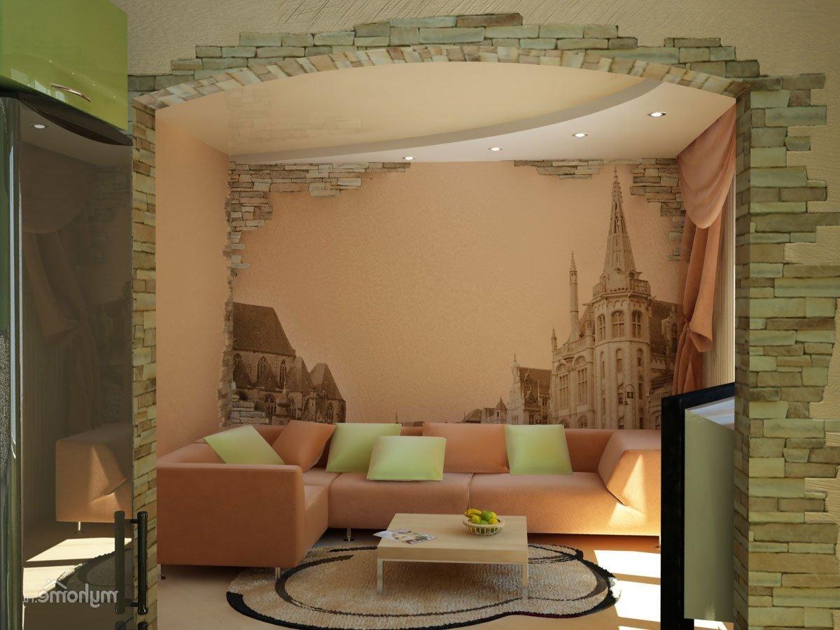 Школа ремонта: Дизайн интерьера квартиры своими руками 34