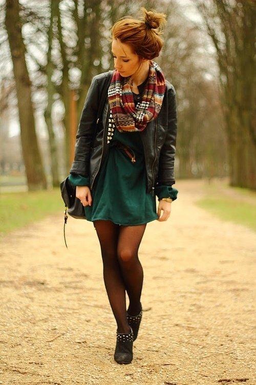 Одежда которую носят осенью