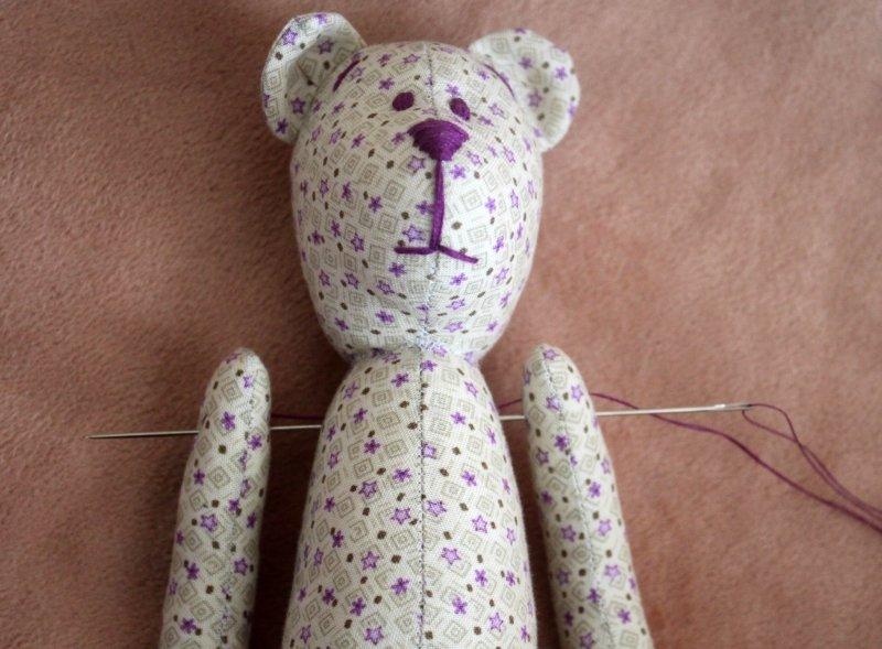 Кукла Тильда мишка - карточка от пользователя Света Береснева в Яндекс.Коллекциях