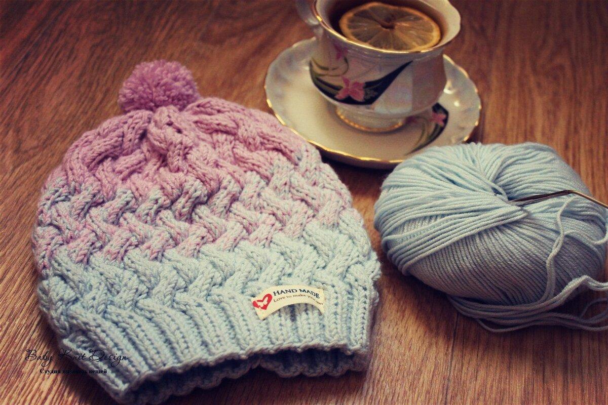 Модное вязание спицами : фото, тенденции 82
