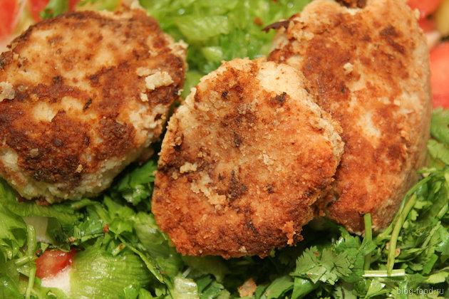 Вкусные рецепты рыбных котлет