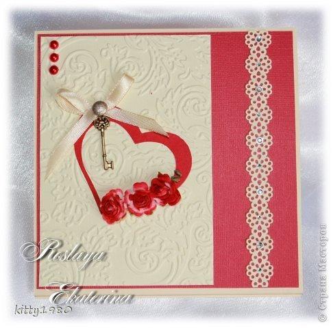 Открытки к дню святого валентина своими руками из бумаге