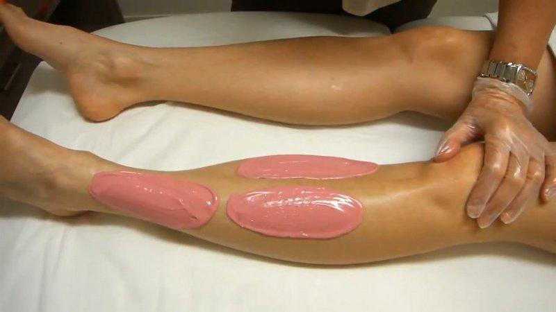Эпиляция в домашних условиях ног