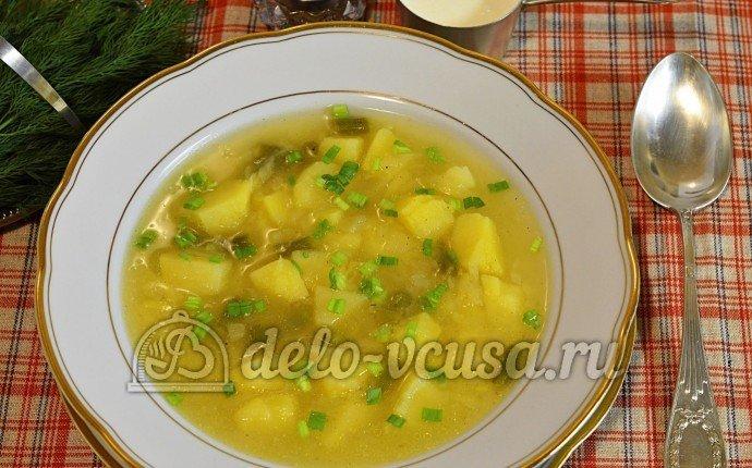 Суп без картошки с курицей рецепт с пошагово