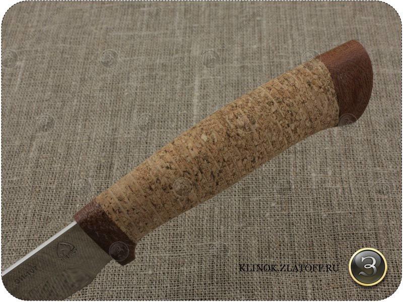 Нож из пробки