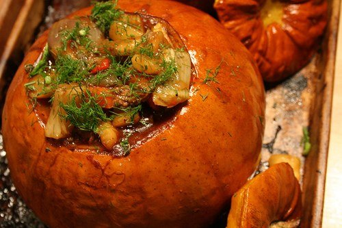 Рецепты вкуснейших блюд из тыквы