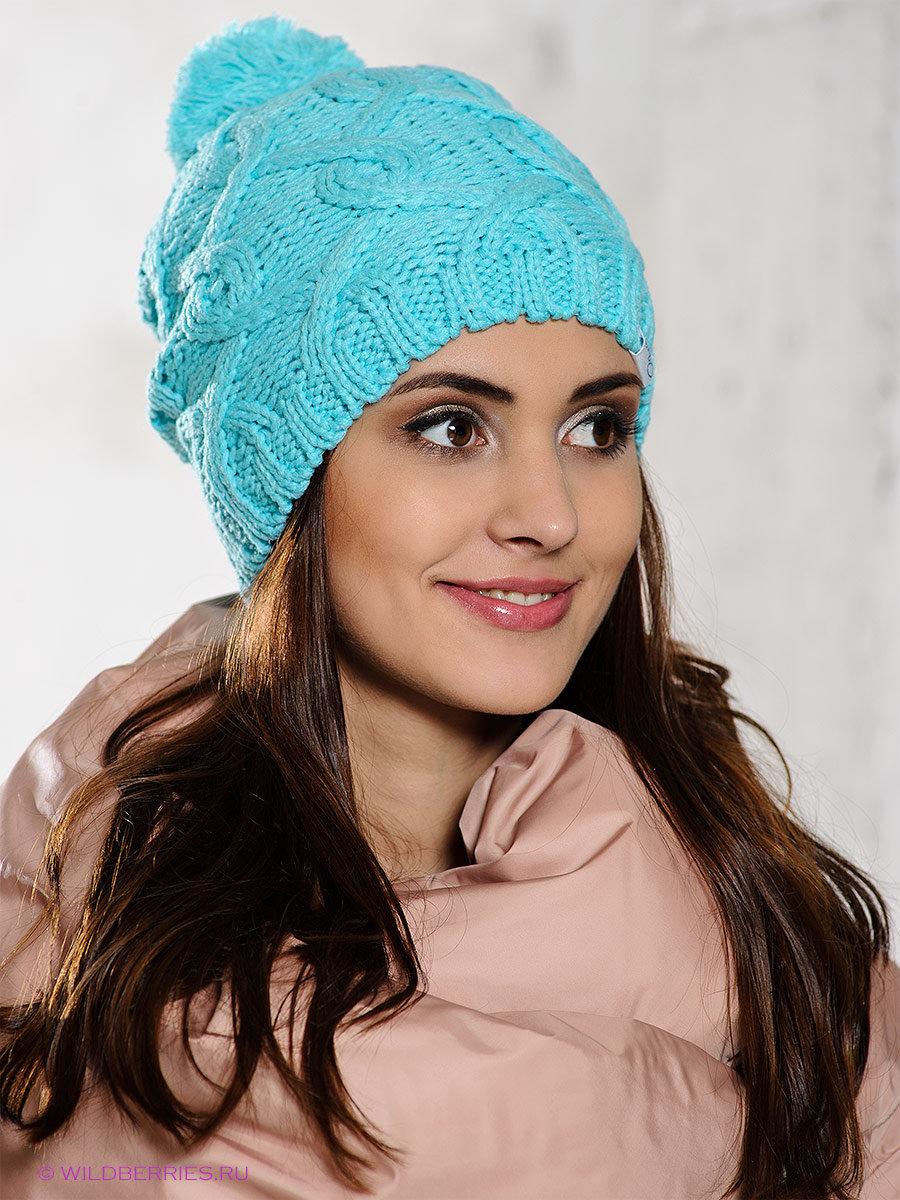Вязание женские зимние шапочки 125