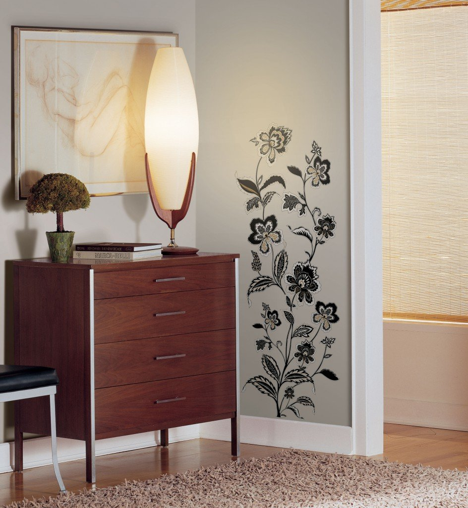 Декор стен бабочками своими руками: трафареты, шаблоны для 68