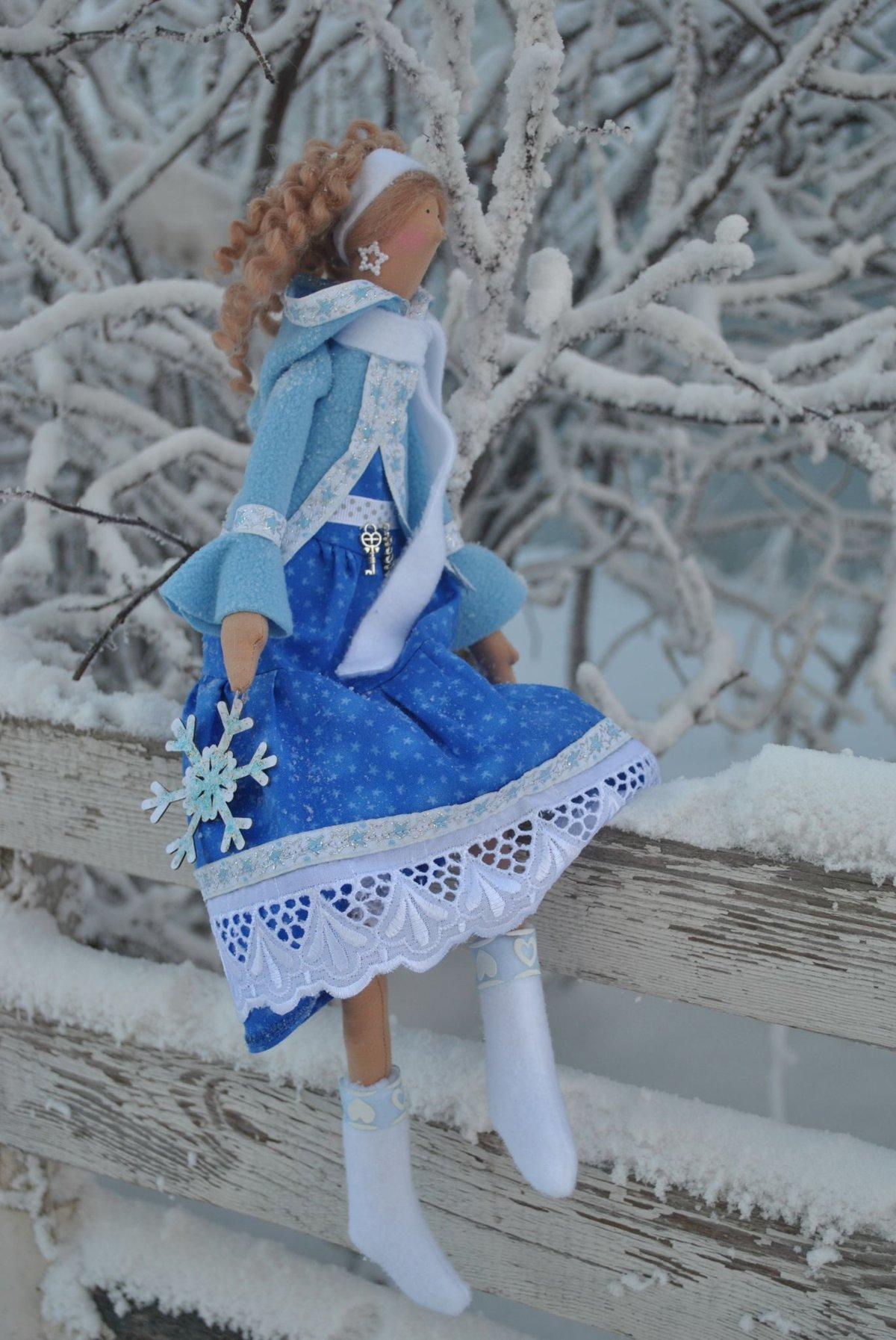 Костюм зимы своими руками зимы