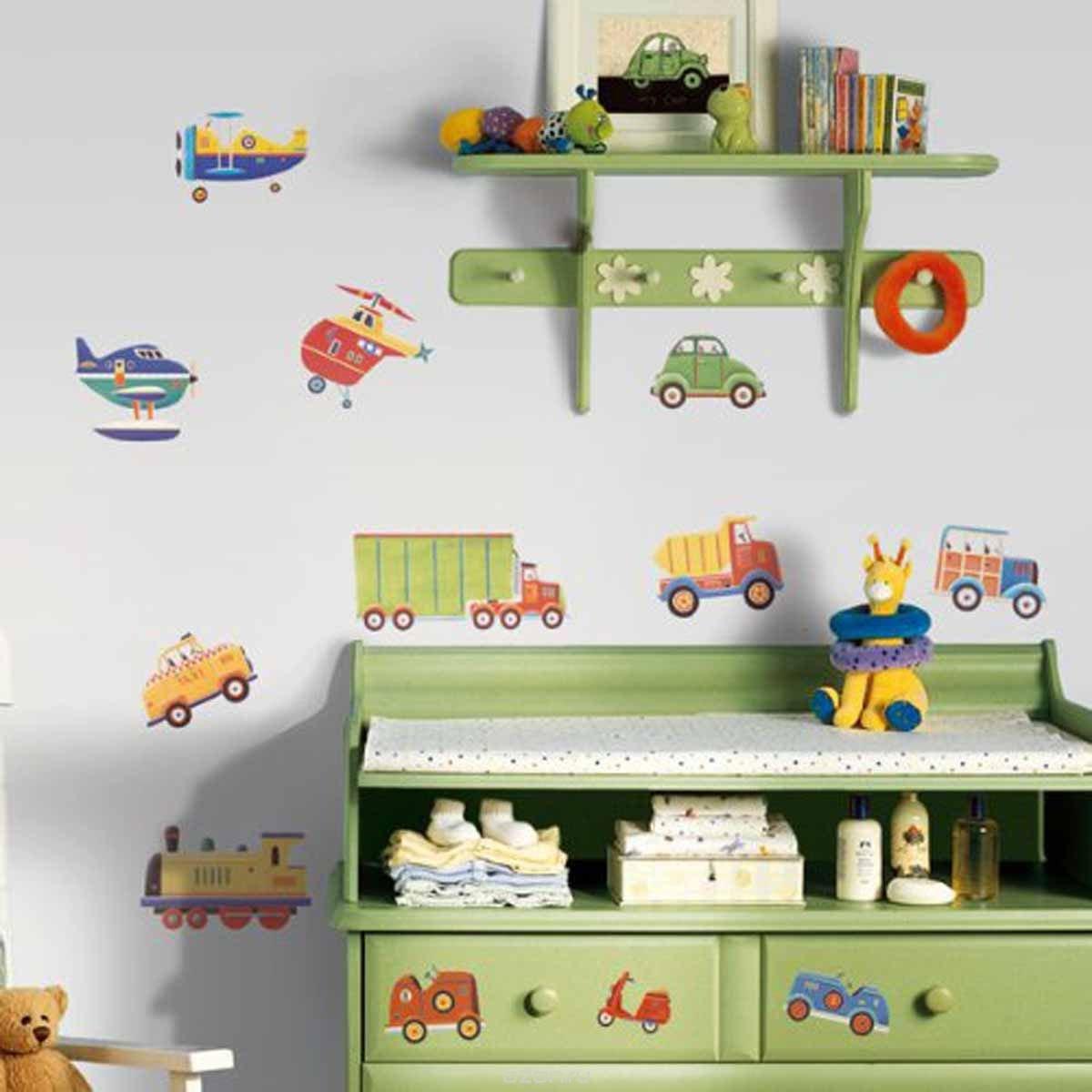 Как украсить детскую комнату своими руками? 8 способов 5
