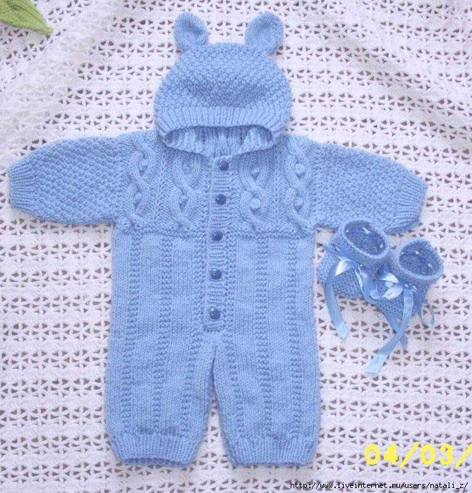 комплектующие для вязание для новорожденных мальчиков информационная картина мира