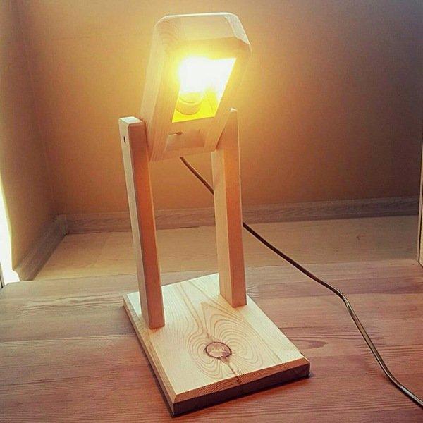 Изготовить светильники своими руками 954