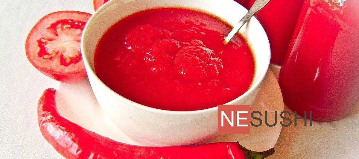 Острый соус рецепт в домашних условиях 324