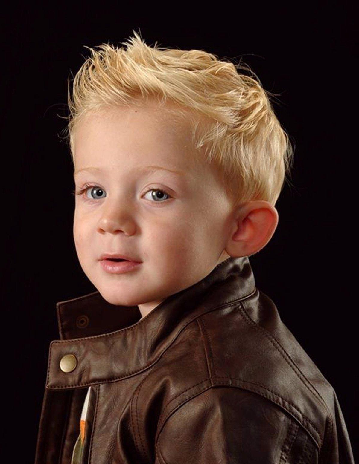 Прическа на мальчика шапочка фото из