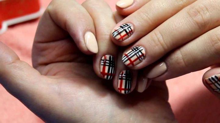 Фото маникюр на ногтях