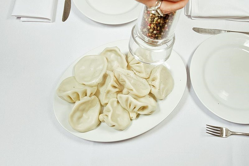Рецепт хинкали с пошаговым