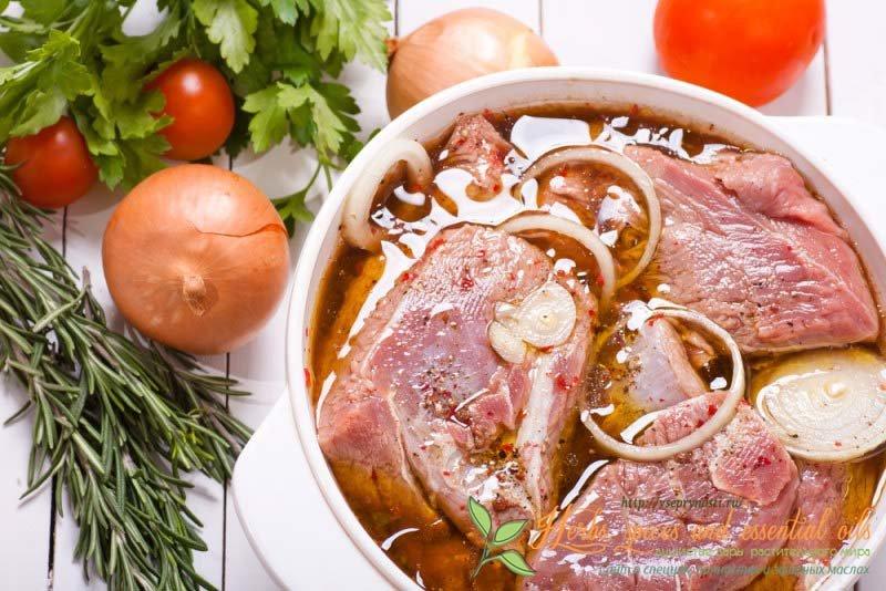 Хороший маринад для шашлыка из баранины