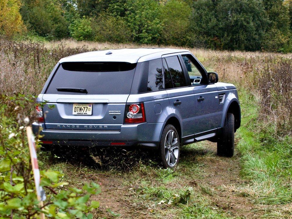 Range Rover Sport Workshop Manual 2016