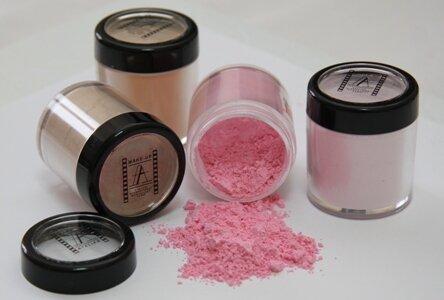 Перламутры для макияжа