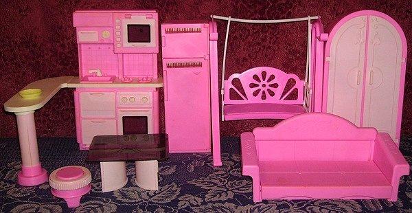 Как делать для барби мебель из картона своими руками