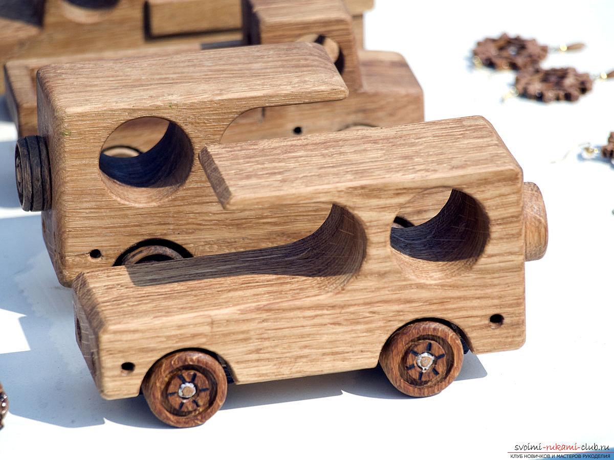 Изготовление поделок из дерева для продажи